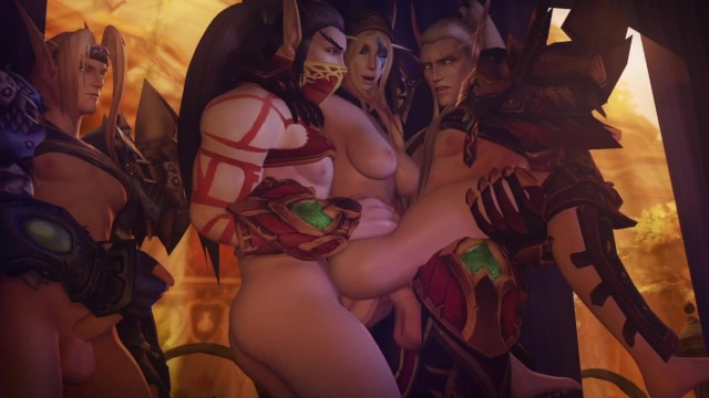warcraft sex tube