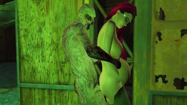 Monster 3d porno 3D Monster